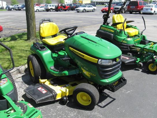 2008 John Deere X534 Lawn & Garden and Commercial Mowing ...