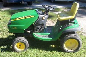 John Deere L130 Lawn Tractor 23 HP 48