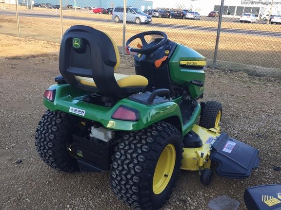 John Deere X580 Lawn & Garden Tractors for Sale | [68296]