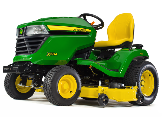 X500 Select Series Lawn Tractor | X584, 48- or 54-in. Deck ...