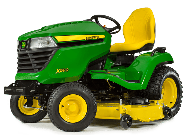 John Deere X500 Select Series Lawn Tractors | Holland and Sons