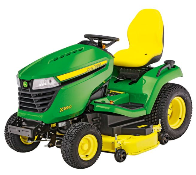2017 John Deere X500 Lawn Tractors Complete Guide With ...