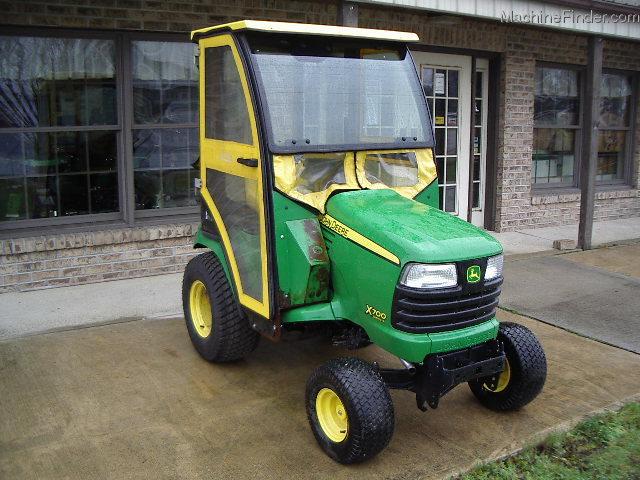 2013 John Deere X700 Lawn & Garden and Commercial Mowing ...