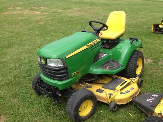 2006 John Deere X724 Lawn & Garden and Commercial Mowing ...