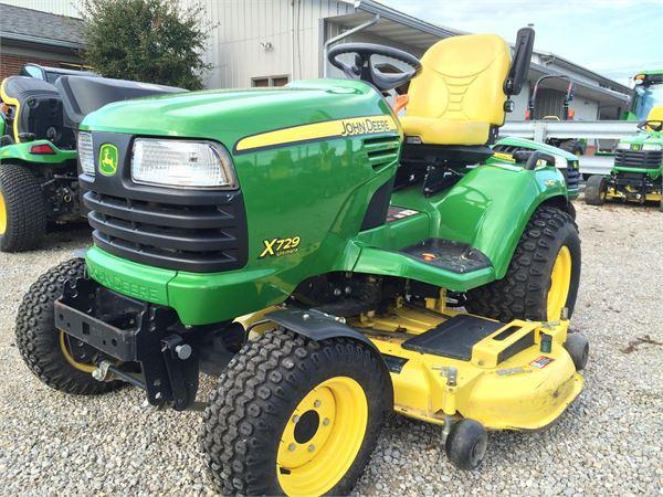 John Deere X729 for sale BLUFFTON, Indiana Price: $8,950 ...