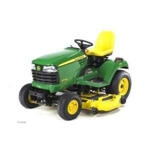 John Deere LX188 Riding Mower Lawn Tractor 48 Deck 17hp ...