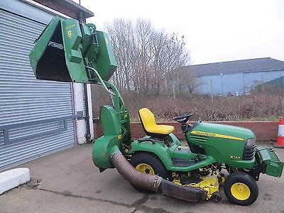 John Deere X740 Ride On Mower, Lawn Garden Tractor Diesel ...