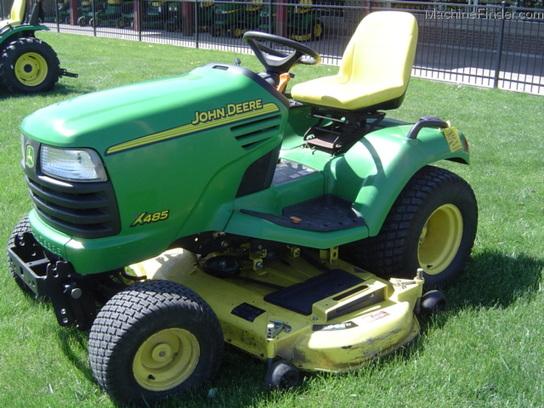 2004 John Deere X485 Lawn & Garden and Commercial Mowing ...