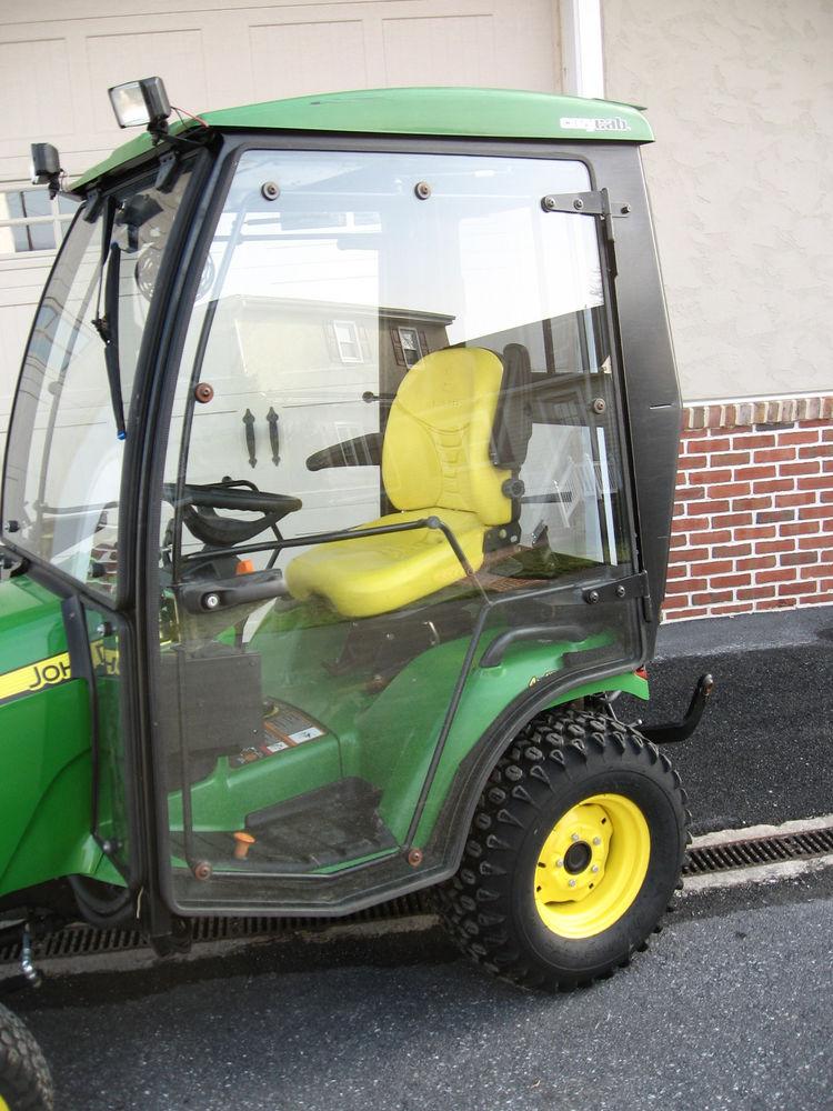 Cozy / John Deere cab fits, JD X400,X500 & X700 series ...