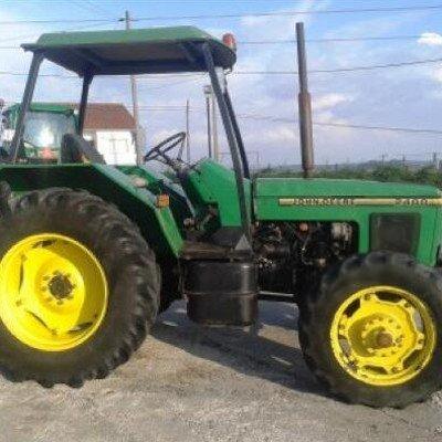 John Deere 2000, 2100, 2200, 2300 and 2400 Tractor Repair ...