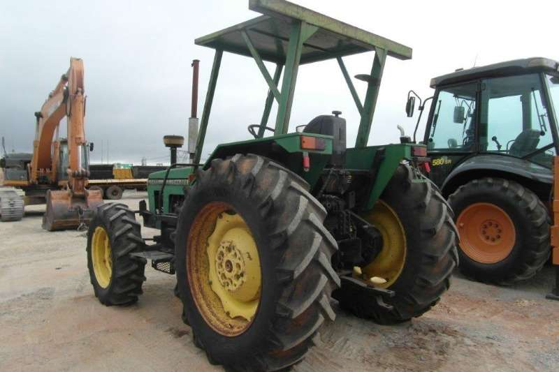 John Deere 2400 4 x 4 Tractors farm equipment for sale in ...