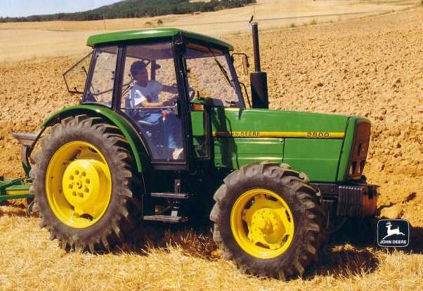John Deere 2800 - Tractor & Construction Plant Wiki - The ...