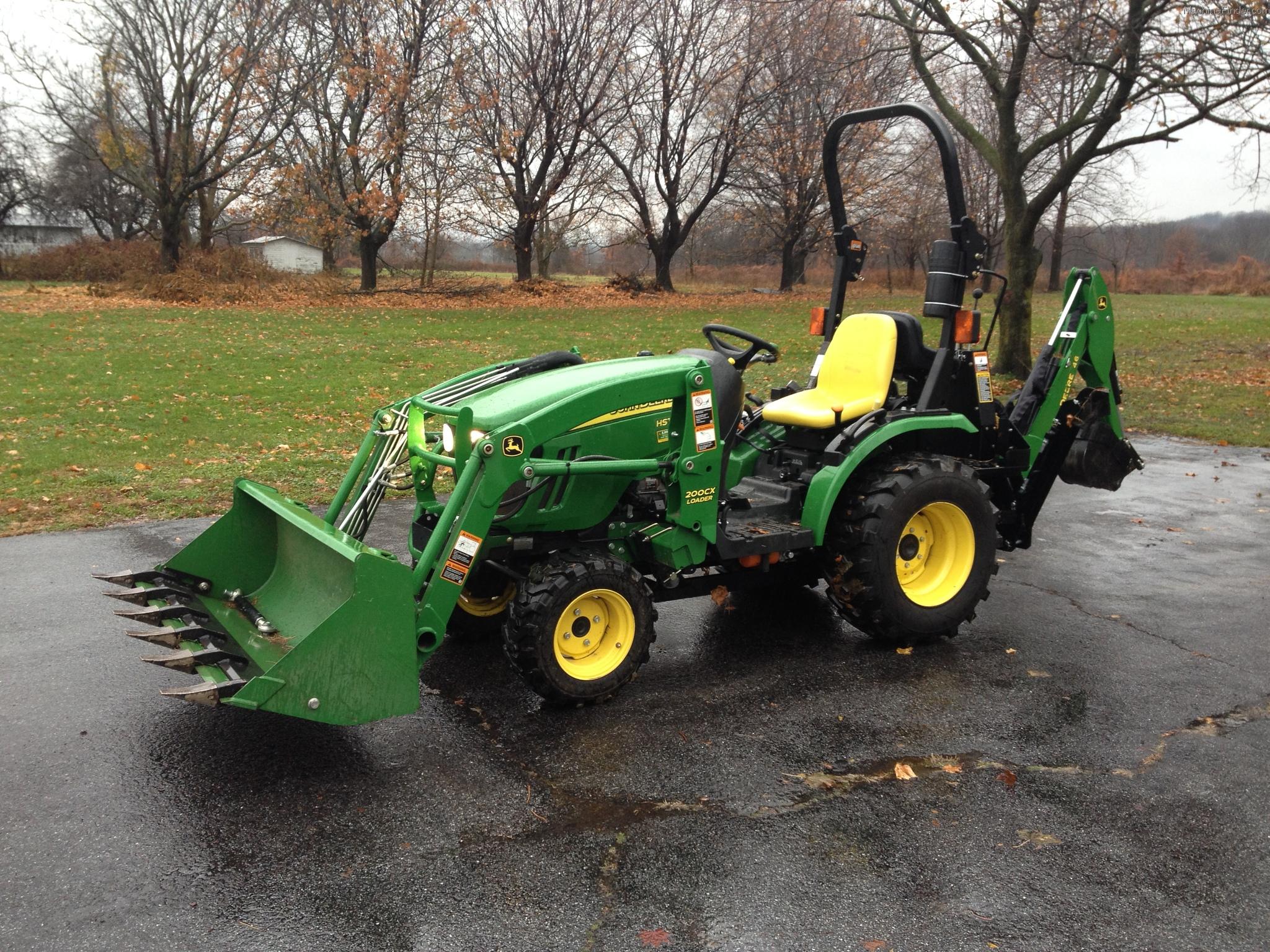 2011 John Deere 2320 Tractors - Compact (1-40hp.) - John ...