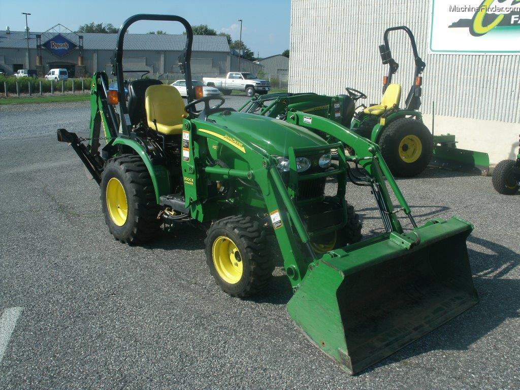 2007 John Deere 2320 Tractors - Compact (1-40hp.) - John ...
