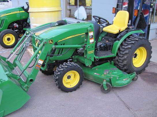 2012 John Deere 2720 Tractors - Compact (1-40hp.) - John ...