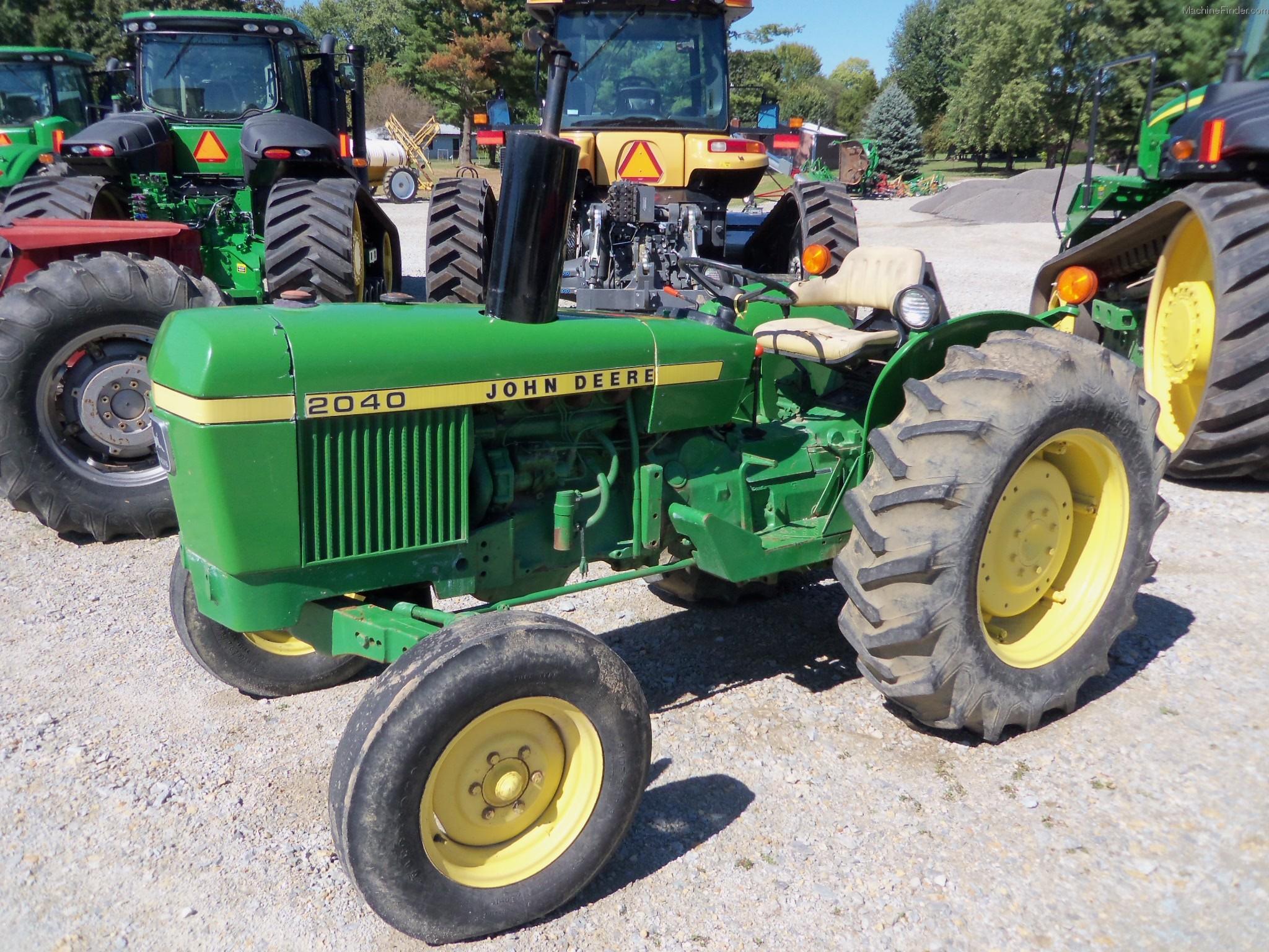 Used Farm & Agricultural Equipment - John Deere MachineFinder