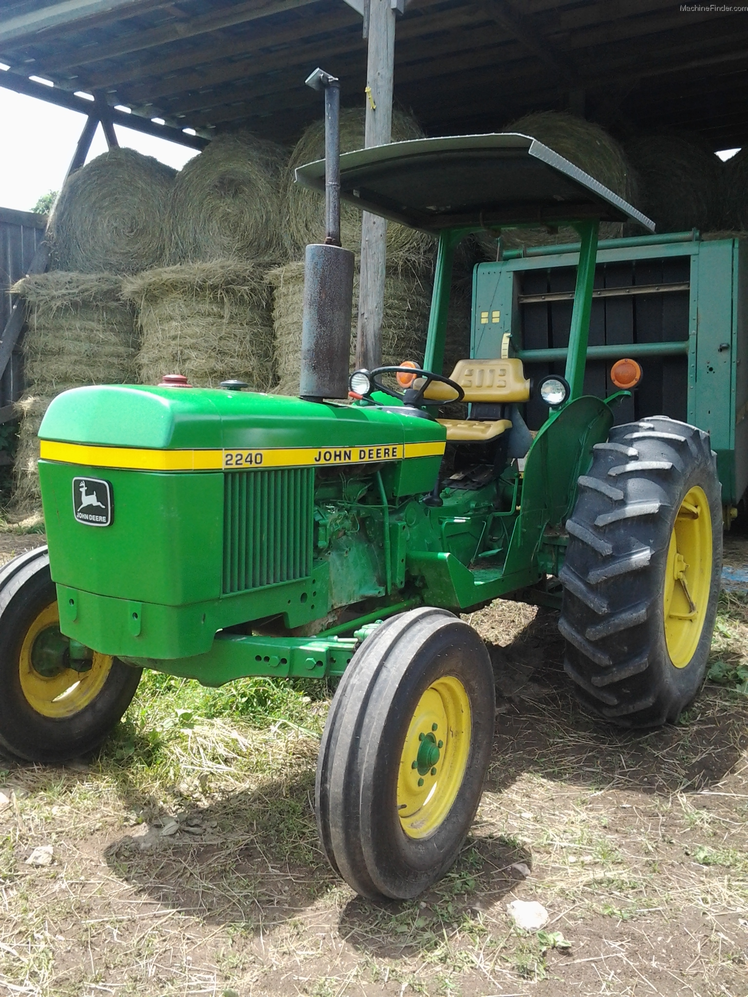 1978 John Deere 2240 Tractors - Utility (40-100hp) - John ...