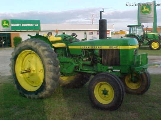 1977 John Deere 2240 Tractors - Utility (40-100hp) - John ...