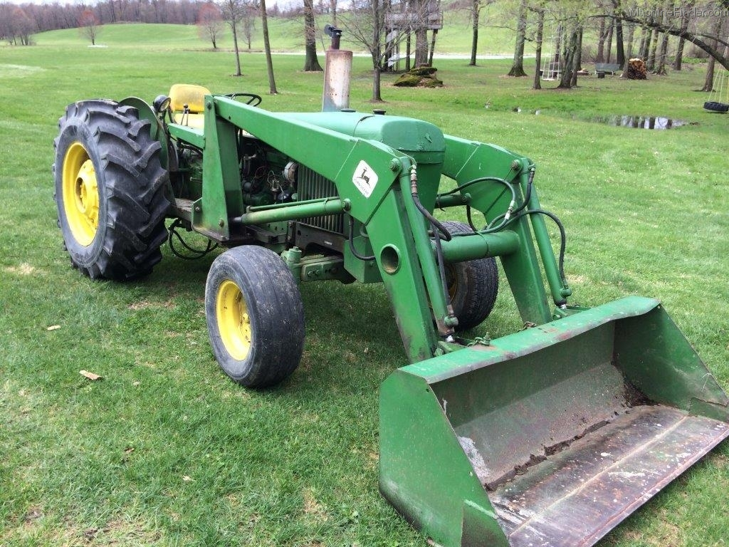 1978 John Deere 2440 Tractors - Utility (40-100hp) - John ...