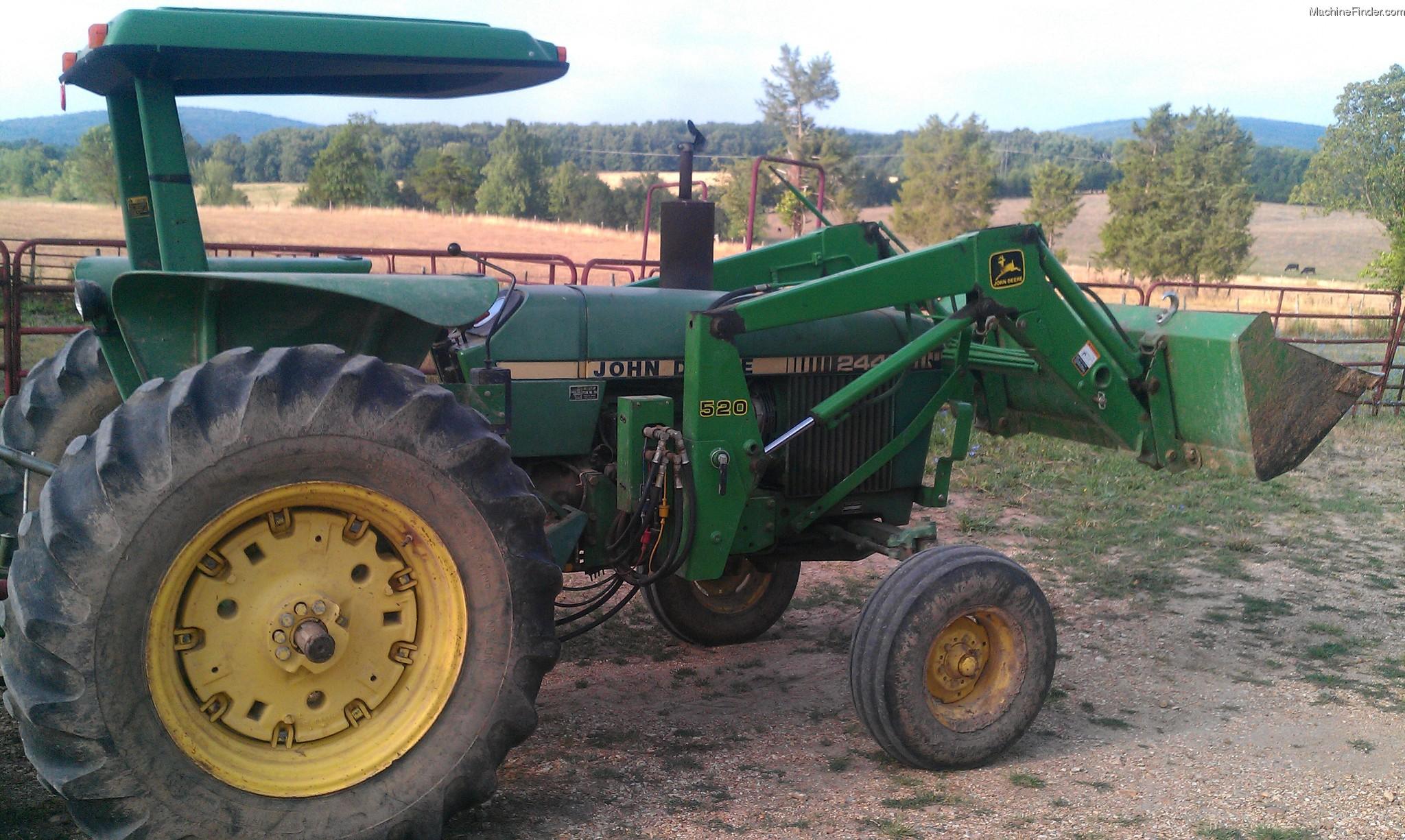 1982 John Deere 2440 Tractors - Utility (40-100hp) - John ...
