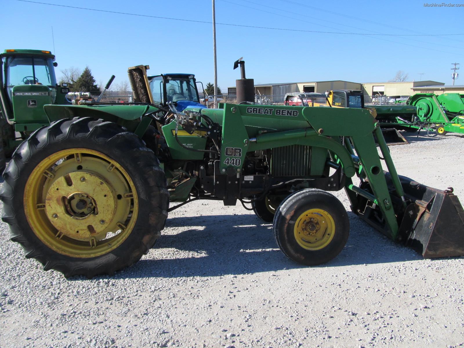 John Deere 2440 Tractors - Utility (40-100hp) - John Deere ...