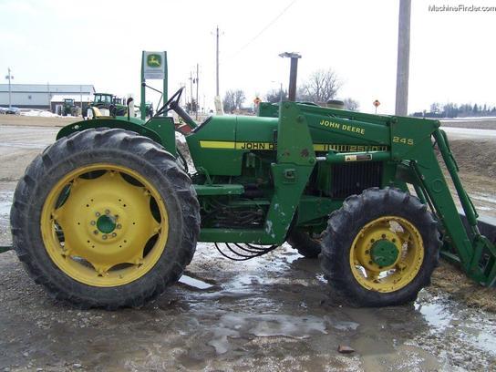 John Deere 2550 Tractors - Utility (40-100hp) - John Deere ...