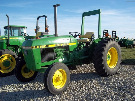 1984 John Deere 2150 Tractors - Utility (40-100hp) - John ...