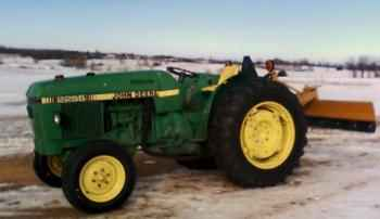 Used Farm Tractors for Sale: 1985 John Deere 2255 And ...