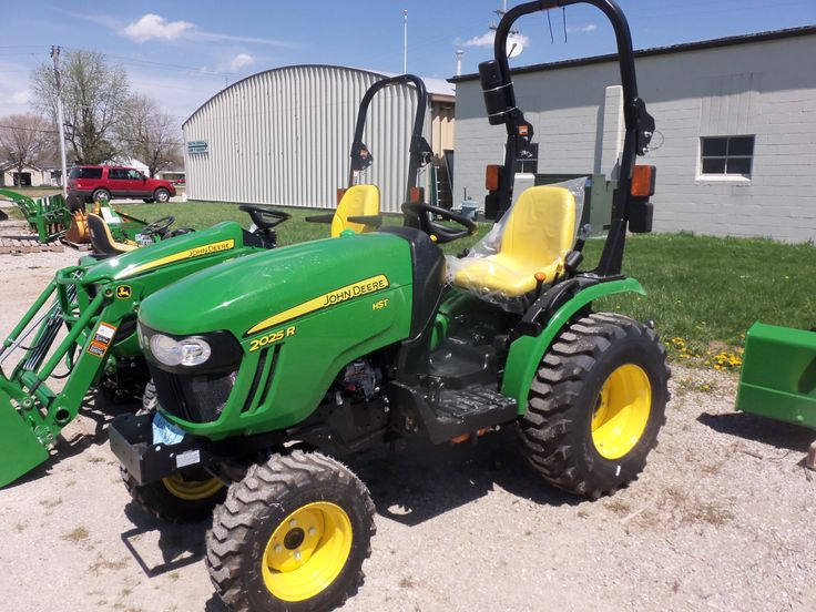 Pin by The Silver Spade on Tri Green Tractor in Flora ...