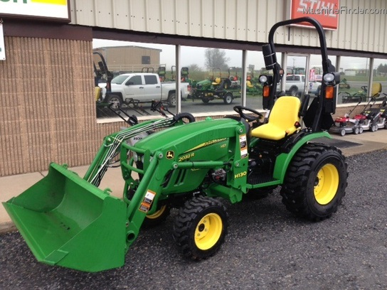 2014 John Deere 2032R Tractors - Compact (1-40hp.) - John ...