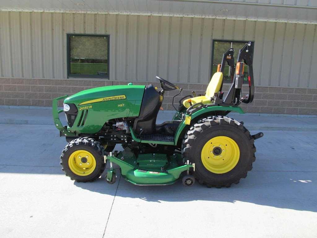 2013 John Deere 2032R Tractor For Sale, 237 Hours ...