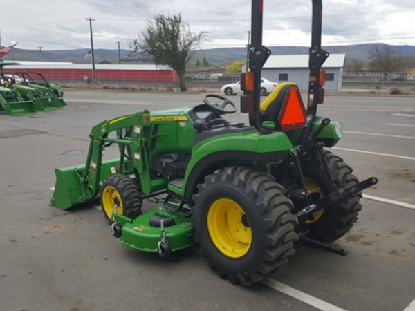 2017 John Deere 2038R Tractor - Ellensburg, WA | Machinery ...
