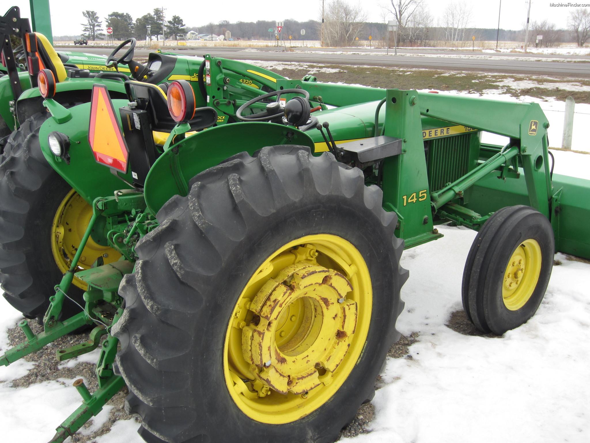 1974 John Deere 1530 Tractors - Compact (1-40hp.) - John ...