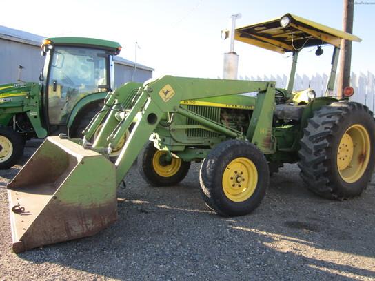 1974 John Deere 1530 Tractors - Utility (40-100hp) - John ...