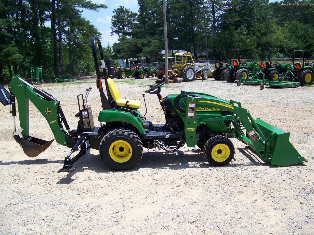 2010 John Deere 2305 Tractors - Compact (1-40hp.) - John ...