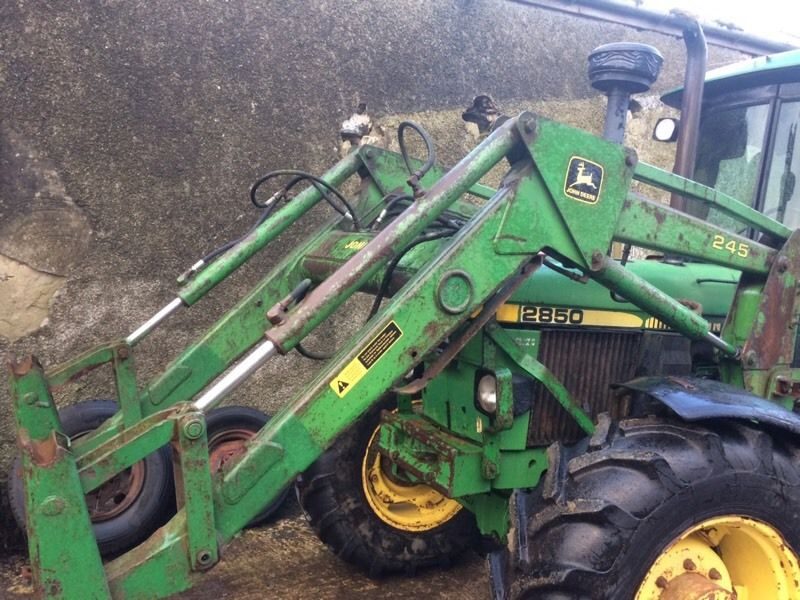 John Deere 245 loader for sale | in Coleraine, County ...