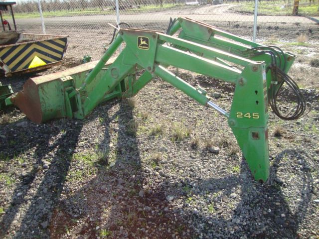 John Deere 245 Loader Attachment