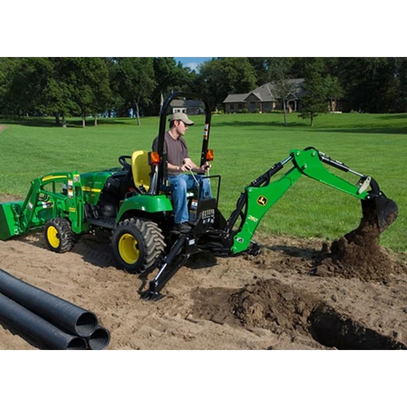 John Deere 260 Backhoe Attachment | Mutton Tractor Attachments