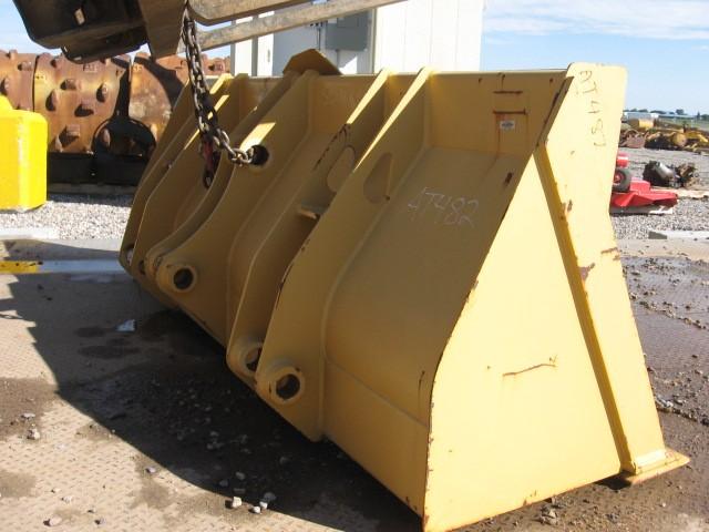 Deere 310E 92 Inch Loader Backhoe Front Bucket