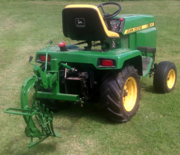 Topic: John Deere 332 and a plough | Vintage Horticultural ...