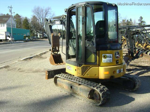 2010 John Deere 35D Compact Excavator - John Deere ...