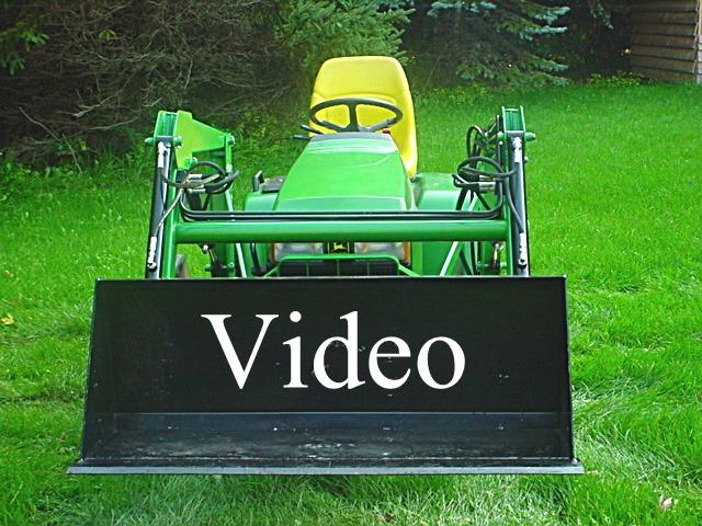 CTC 4150 Front End Loader,For John Deere 425-455 | eBay