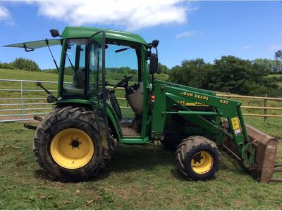 Used JOHN DEERE Ground Care Equipment for Sale|Auto Trader ...