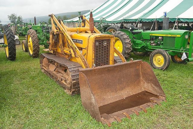 John Deere 440 crawler loader | Flickr - Photo Sharing!