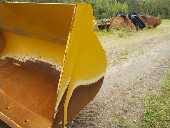 JOHN DEERE 544K Bucket Attachment for sale - Nortrax Inc ...