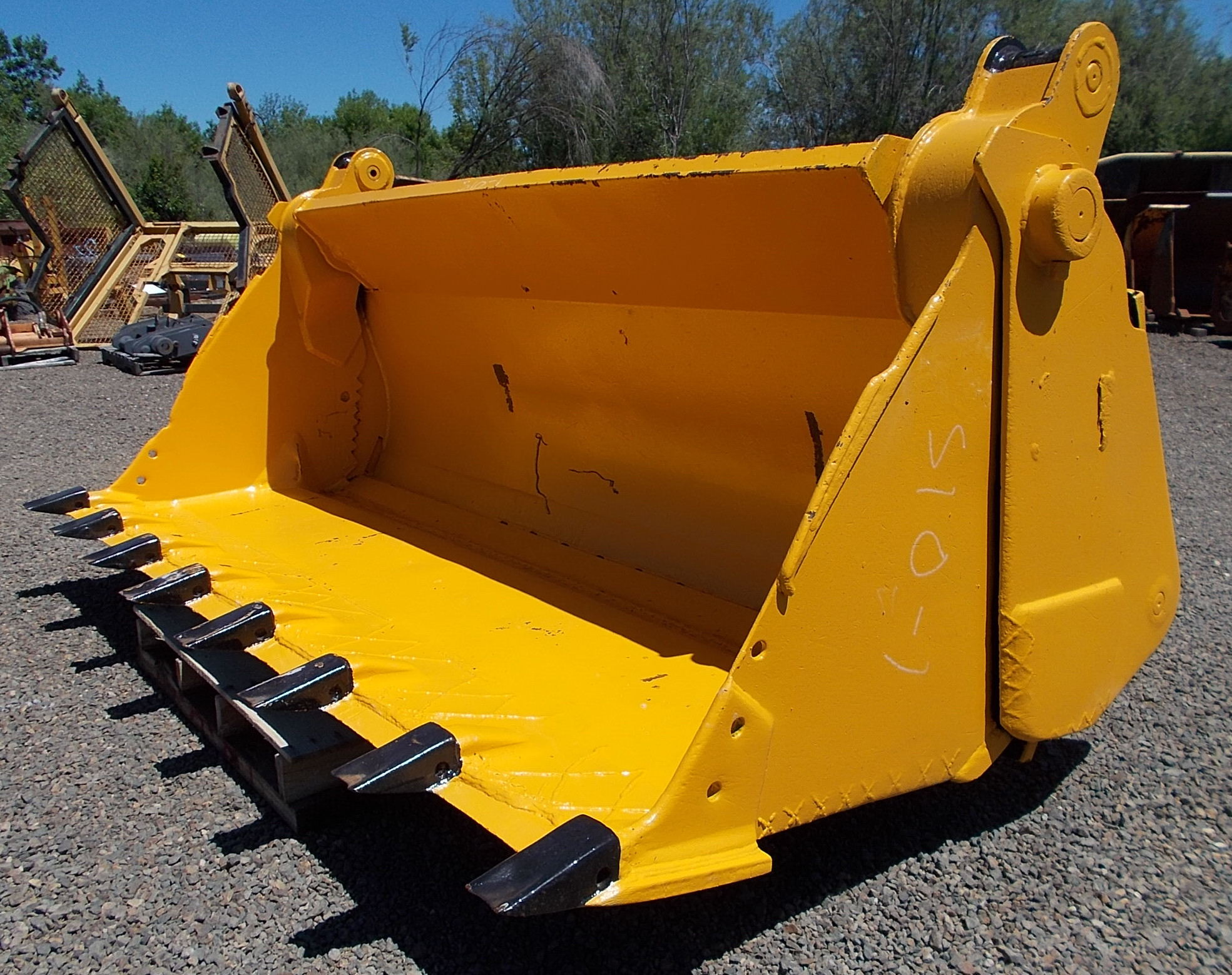 Hunt Tractor - Used 103 John Deere 544E Pin-On 4-1 Loader ...