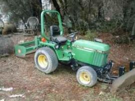 Cost to Ship - John Deere 755 compact tractor and ...