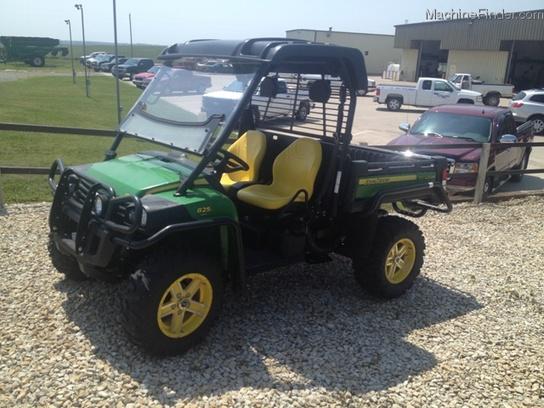 2011 John Deere XUV 825I GREEN ATV's and Gators - John ...