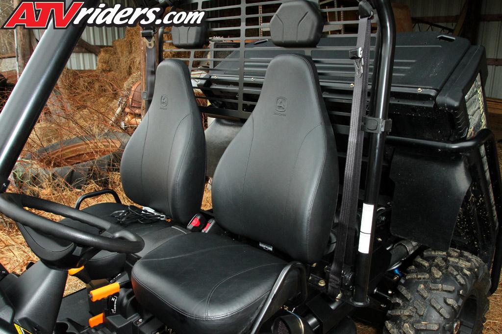 2011 John Deere Gator XUV 825i 4x4 Long Term Drive Review