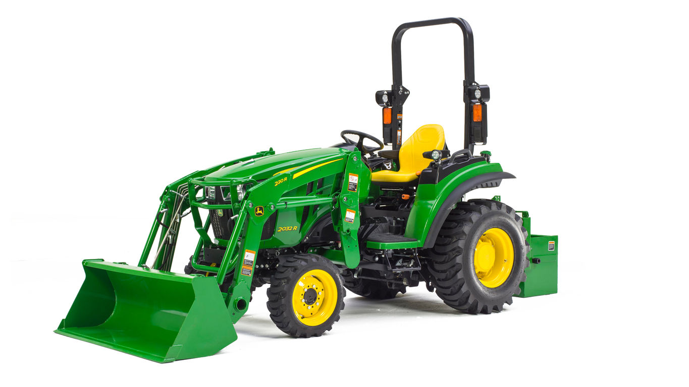 2 Family Compact Utility Tractors for sale | John Deere CA